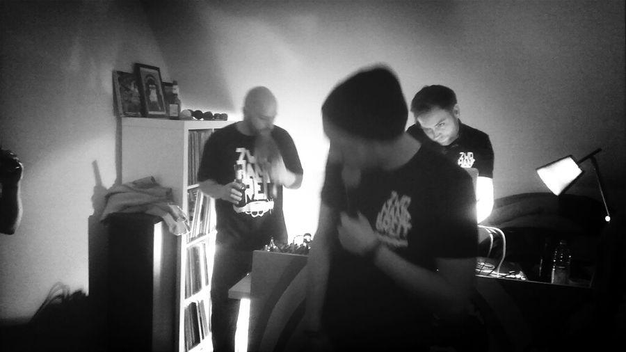 Hip Hop Zwohandbreit