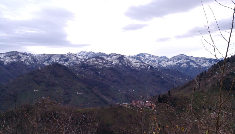 Doğa,manzara Nature Cloud - Sky Mountain Range Day Cold Temperature No People Beauty In Nature