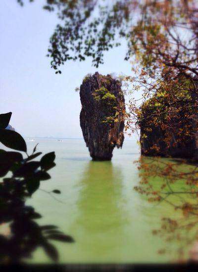 Thailand James Bond Phang Nga Bay