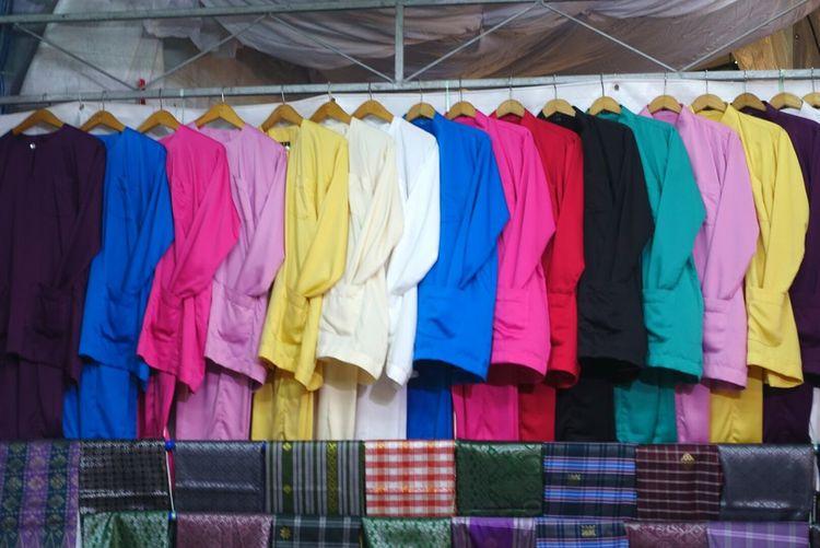 16 July 2015   Hari Raya pasar malam, Geylang Serai, Singapore Colours Colors Culture Singapore Exploreasia ASIA Southeastasia Clothes Street Photography