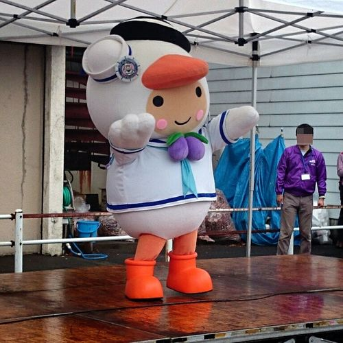Hokkaido,Japan Mascot Characters Of JAPAN ご当地キャラ Tomachop  苫小牧市のとまチョップ(・ω・)。