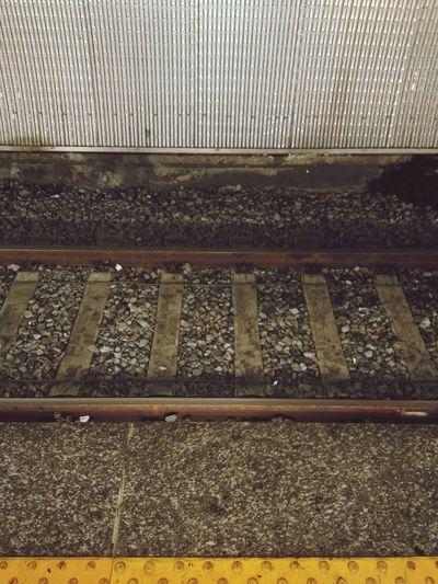 Train Indoors  Binario Metropolitana