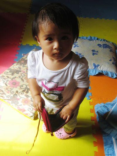 Portrait EyeemPhilippines Niece 💕 Cutekid