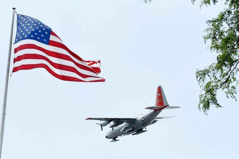 AMERICA! USAF Merica C130 First Eyeem Photo