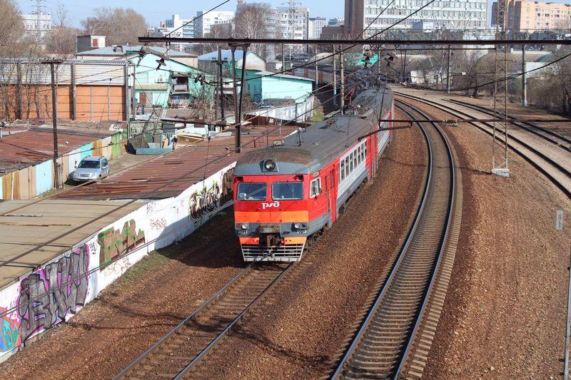 Railroad Railway Train РЖД First Eyeem Photo