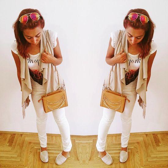Fashion in my eyes 🙊🙉🙈 Taking Photos Check This Out That's Me Fashion&love&beauty Cardigan Bershka Uspoloassn Unitedcolorsofbenetton Rampage  Jennifer