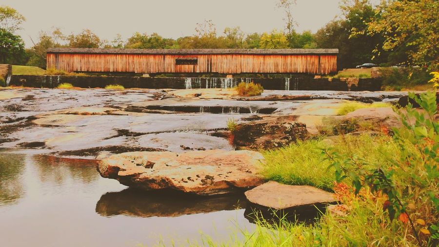 Beautiful bridge dam that is still able to be passable and take youback the those beautiful years First Eyeem Photo