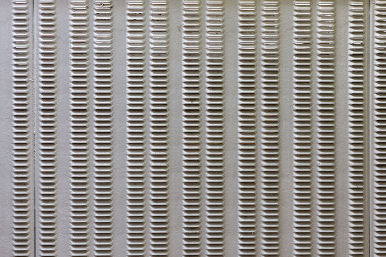 White metal Radiator Grills Backgrounds Brushed Metal Close-up Day Full Frame Indoors  No People Pattern Radiator Radiator Grill Radiator Grille Textured