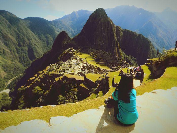 First Eyeem Photo Machu Pichuu Travel Destinations Adventures Worldcaptures