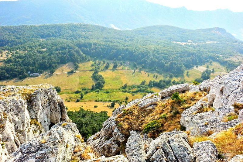 Borski Stol Mountain View Rocks And Sky EyeEm Nature Lover Hiking Summertime