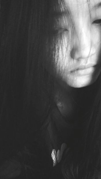 黑白色就像心情