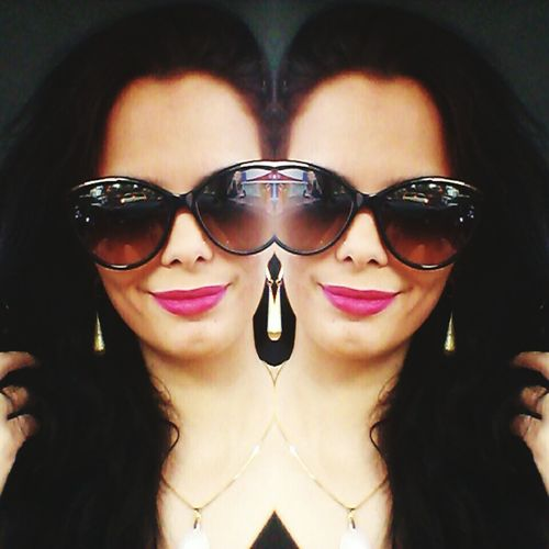 "Ralph Lauren Sunglasses Macmakeup "" flat out fabulous!"