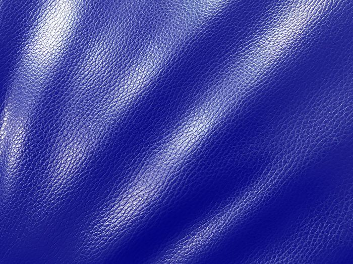 Blue (admiral) leather texture background. Simple and beautiful. Admiral Beautiful Chromium Cowhide Fashion Upholstery Abstract Backgrounds Blue Close-up Cloth Embossed Full Frame Leather Texture Background No People Pattern Simple Skinny Spruce Structure Surface Wrinkled