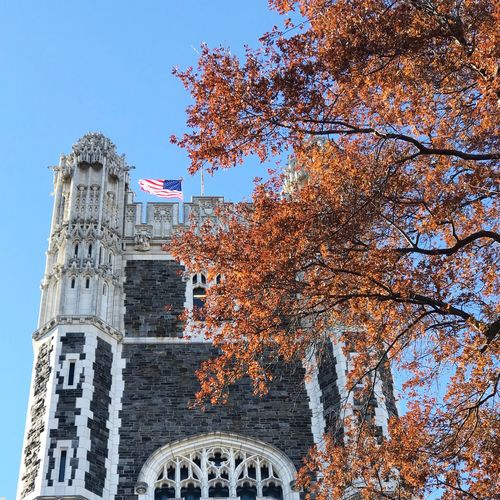Outdoors Spirituality Building Architecture Building Exterior Nature Day No People Sky Tower History Harlem