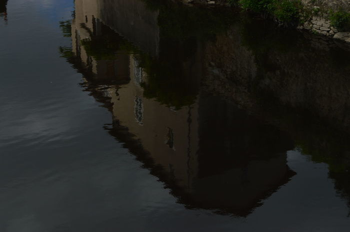 Architecture Building Exterior Built Structure Reflection Riverside Scenics Water Water Surface