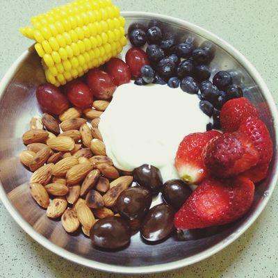 Dinner Yogurt As Usual Thursday