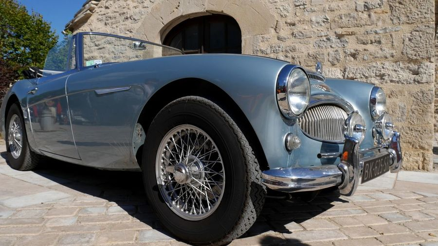 Fête des 4V à Sainte Radegonde Aveyron France Cars Vintage Cars
