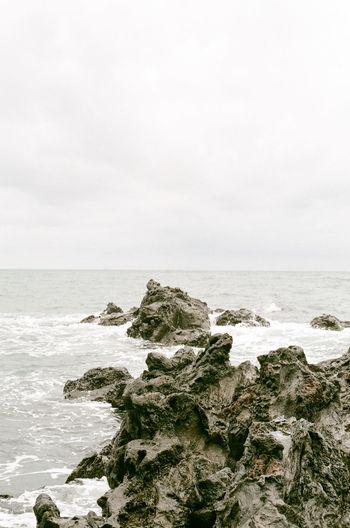 Cloudy Jeju