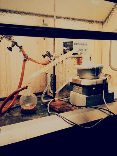 Lab Hisenberg Laboratory Makingdreams Achievegreatnesshtx Orange Working Glass Objects  Blends