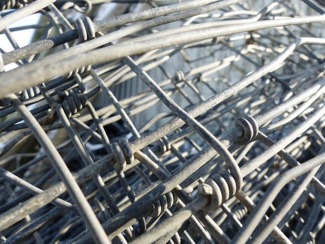 Metal No People Backgrounds Full Frame Close-up Metal Industry Car Plant Geometric Shape Geometry Pattern Background Mesh Wire Fence Prison Wire Fence Prisoner Patterns & Textures Lines And Shapes Cage Mesh Trapped Mesh Wire Patterns And Textures Mesh Pattern Abstract Geometric Structures Pattern, Texture, Shape And Form