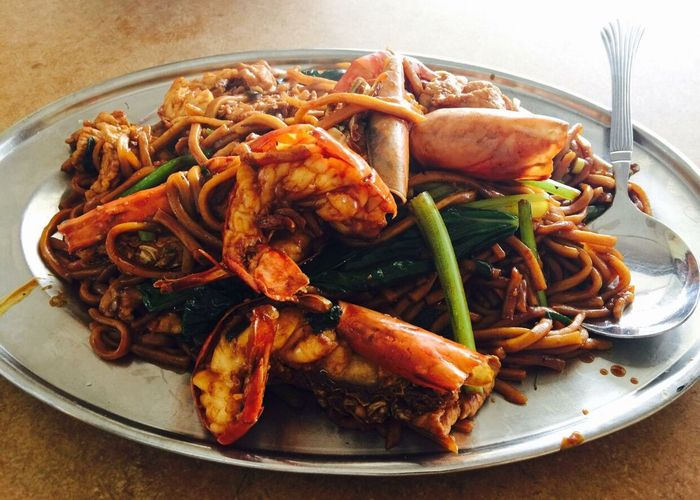 Local Dish Prawn Noodles