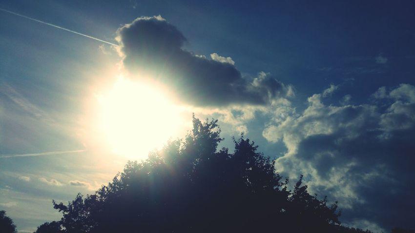 Sunshine ☀ Sky And Clouds