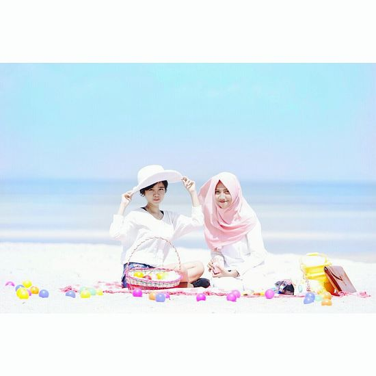FRIENDSHIPGOALS Bestie  Hijabbeauty Indonesian 2016 Bestmoment Unforgettable Ma Luv