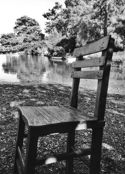Sundance Lonely Old Chair Antalya Turkey