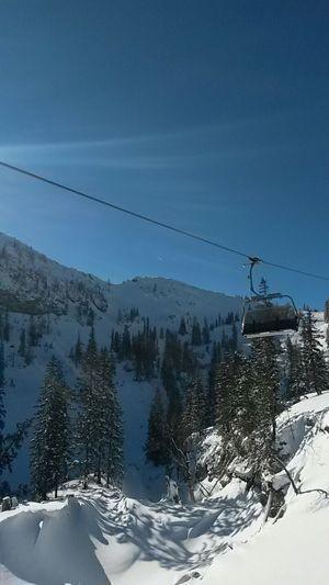 So Great Skiing Beautiful Day Love Skiing