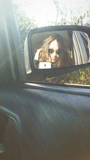 Selfie ✌ Specchio Fotoconriflessodelvetro Hello World Ryban Primavera