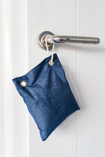 Close-up of door knocker