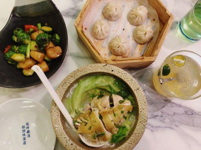 満腹 中環 Travel Photography Food And Drink Food Healthy Eating Bowl Indoors  Ready-to-eat Soup Chinese Food Meal