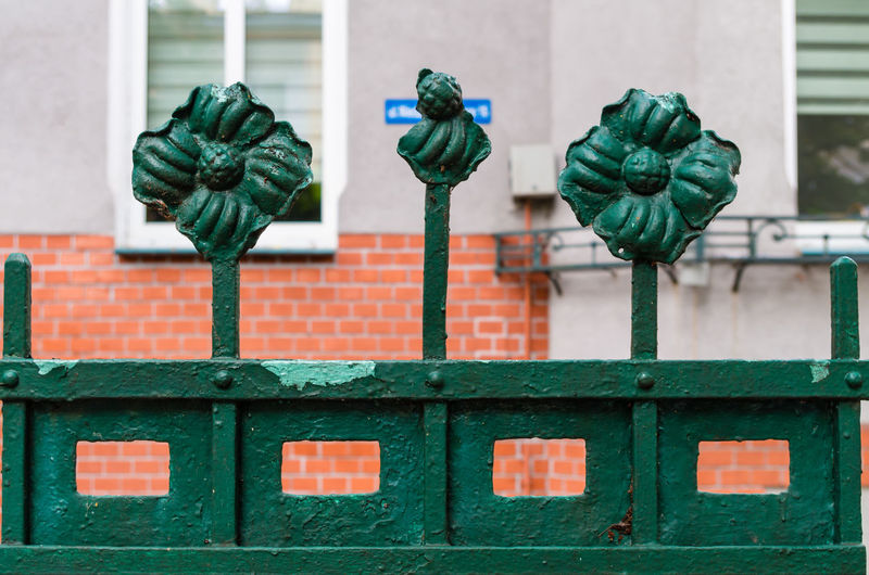 EyeEm Selects City Close-up Built Structure Architecture Green Color 2018 In One Photograph