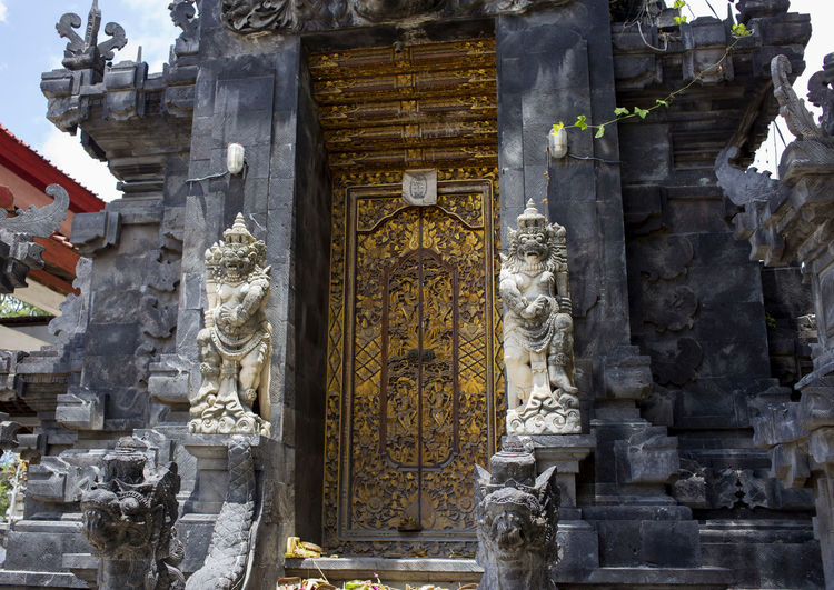 Architecture Built Structure Cultures Entrance Gold Gold Colored No People Outdoors Place Of Worship Religion Spirituality Travel Travel Destinations