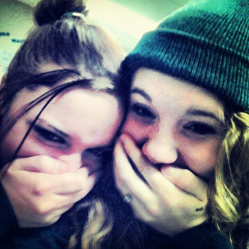 That one insider with your best friend <3