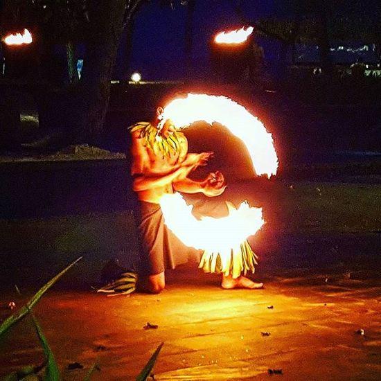 Fiji Fijifire Nightfun Dontdothisathome paradise