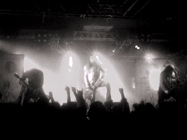 Septic Flesh live in Petersburg 17.09.15 Deathmetal Live Music Concert Septicflesh Enjoying Life