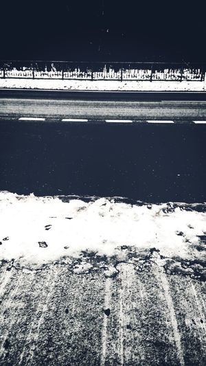 Way Noway No People Outdoors Ice Snow Everydayeverywhere Liveing Life Nothigh Taking Photos Cold Outside ❄⛄
