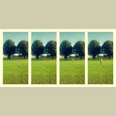 Run Life Green Air