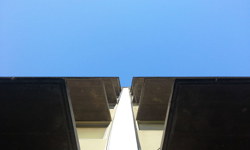 Low Angle View Architecture Caracas