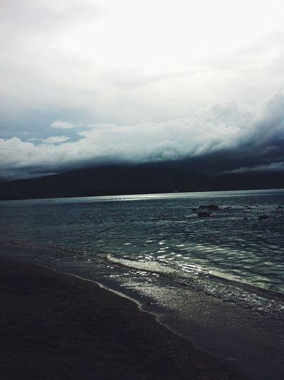 Sea, Sand and Rain ... Traveling Hello World Sea Sea And Sky