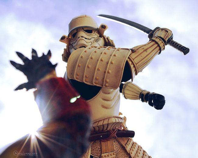 Things I Like Toyphotography Starwars Samurai