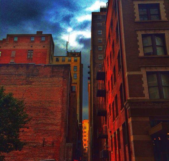 the naked city Architecture AMPt_community Saint Louis Urban Exploration