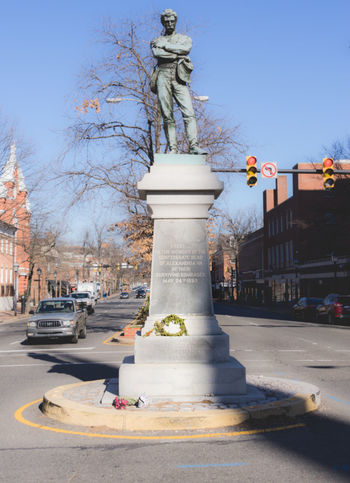 400 Alexandria Appomattox Arlington  Bronze Civil Confederate Old Rebel Route Sculpture Seriously Shame Soldiers South Statue Town Union Unnecessary Useless Veteran Virginia War Showcase: January Washington, D. C.