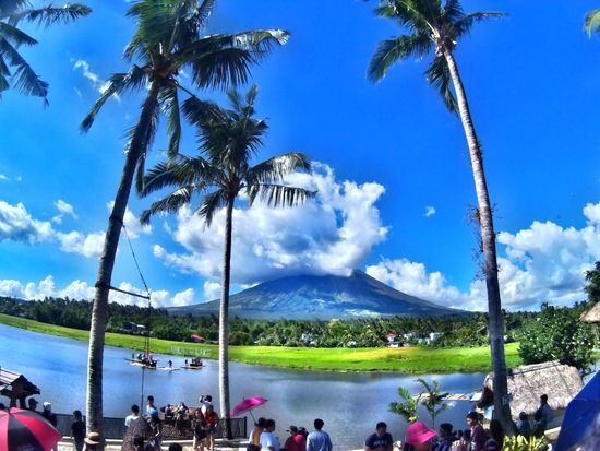 EyeEmNewHere Sumlang Lake I Love Nature Mayon Volcano Daraga, Albay Philippines Mayon View The Great Outdoors - 2017 EyeEm Awards Live For The Story