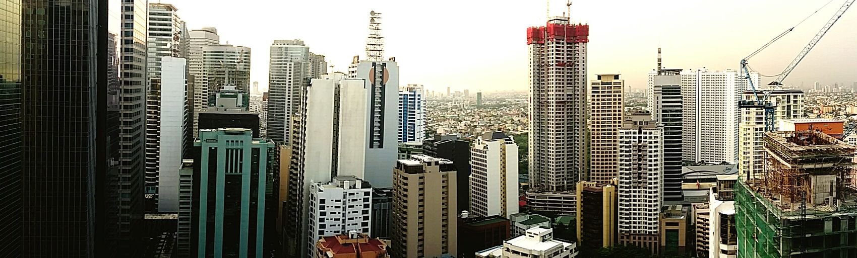 Cityscapes Makaticity Philippines