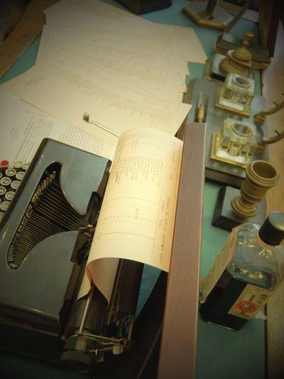 2014 Chiiune Sugihara Desk Judea Kaunas Lithuania Memorial Hall  Paper Sugihara House Tipe Work Desk Working リトアニア 杉原千畝 杉原記念館