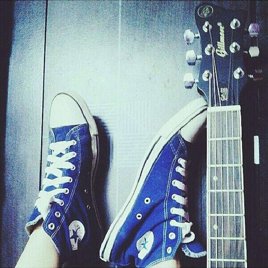 shoes vs guitar Me My Shoes Acoustic Guitar Eye 4 Music