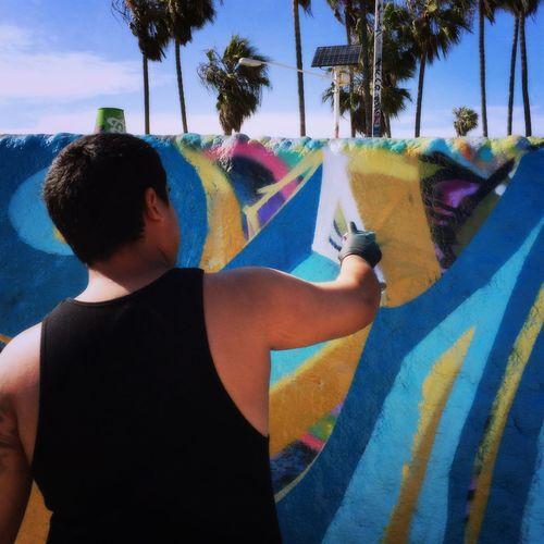 Venice Beach EEA3-Santa Monica / Venice Beach NEM Street The Street Photographer - 2015 EyeEm Awards EyeEm Best Edits EEA3