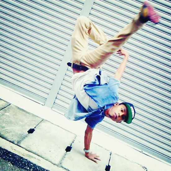 Hi! That's Me Bboying Breakdance